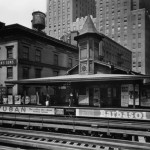 1932-Barclay Street Station- New York