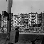 1937-Old Law Tenements- Forsythe and East Houston