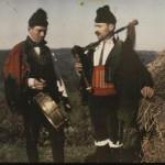 Gaiteiros. Betanzos. 1924