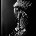 1900-a-Whirling Hawk - Sioux Indian