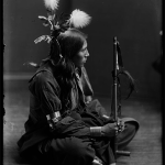 1900-a-William Frog - Sioux Indian