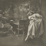 1905-The Rehearsal