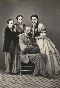 1863 - Retrato do Conde de Lipa e a sua familia copia